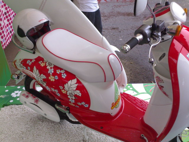 Modifikasi Scoopy