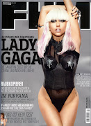 Lady Gaga FHM Germany April 2010