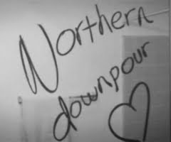 Northern downpour sends its love