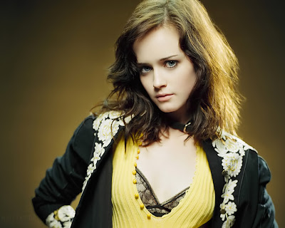 Alexis Bledel Hot Wallpaper