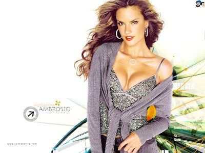 alessandra ambrosio sexy wallpapers
