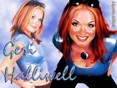 Geri Halliwell 1024x768 desktop wallpapers