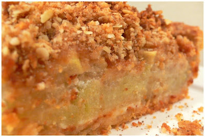 apple pie crumble topping - | IMAGES - Bloguez.com