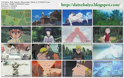 Naruto Shippuden Movie 2