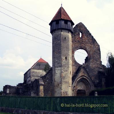 manastire carta