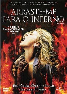 Filmes de Terror - Arraste-me para o Inferno