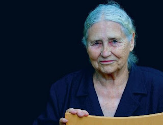 Doris Lessing literatura Prémio Nobel da Literatura Literature Nobel Prize livros