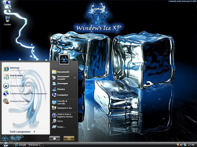 Windows Ice Xp V6