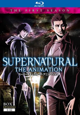 Supernatural: The Animation – S01E04 a 06 – Legendado