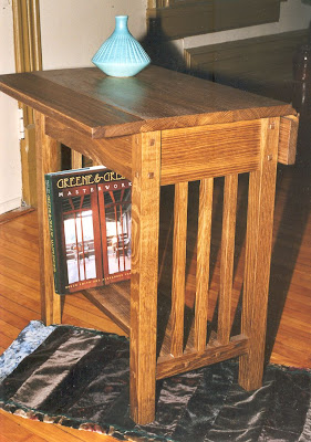 Stickley Mission Oak End Tables