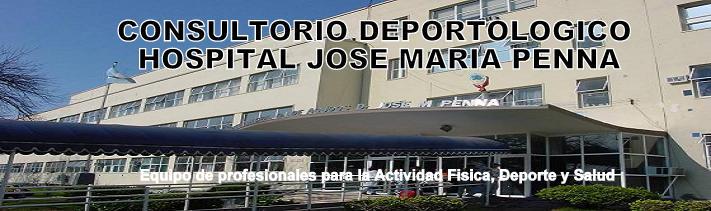 CONSULTORIO DEPORTOLOGICO HOSPITAL J.M. PENNA
