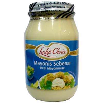used to love mayonnaise and I'd put it on everything.