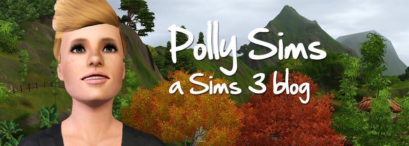 Polly's Sims 3 blog
