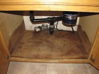 Minor plumbing problem
