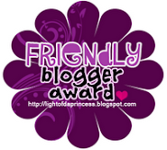 Friendly Blog Award