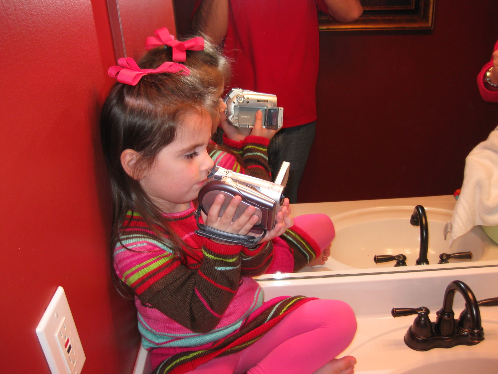 Keeping Up With The Joneses Sjs First Haircut