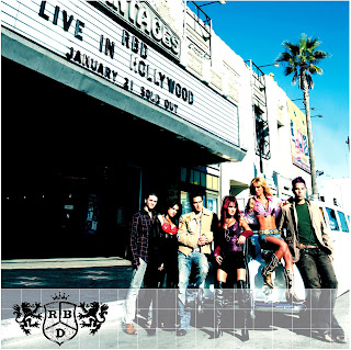 concierto de rbd en hollywood: