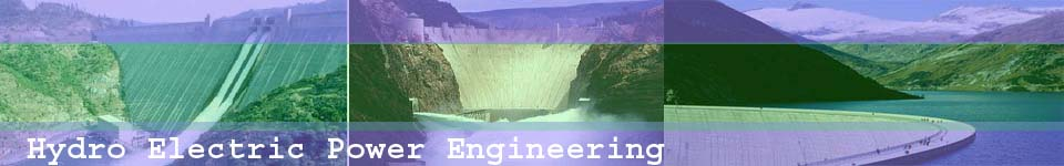 Hydro Electric Power Engineering