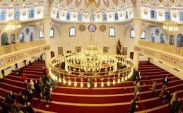 Nova Mesquita a La ciutat de Duisburgo (oest d'Alemanya)