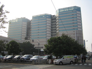 Zhong Yo department store