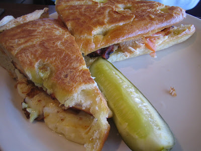 Foodbar - Chicken Panini