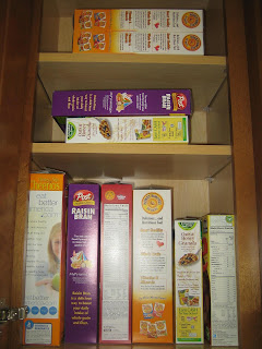 cereal stockpile