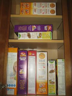 cereal stockpile
