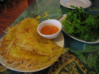 Little Saigon - Banh Xeo