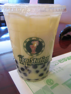 Tea Station - boba tea