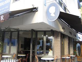 Cafe Chloe - exterior