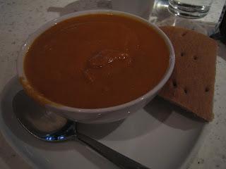Mandala Tea Room - African Peanut Soup