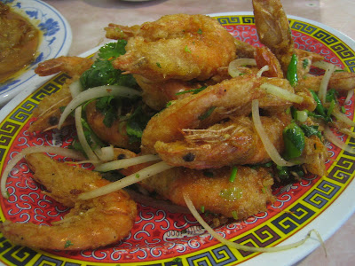Davang - salt and pepper shrimp