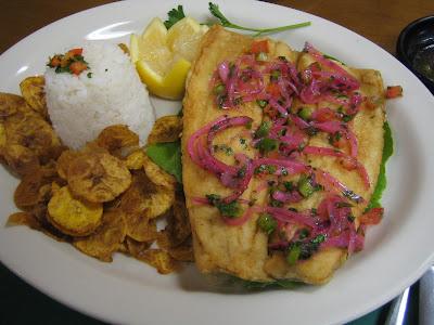 Mi Cocina, Mi Pais - Pescado a la Huancavilca