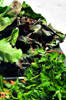 Greens for Tsigareli