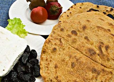 Algerian Flatbread