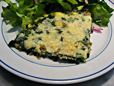 Arugula and Eggs