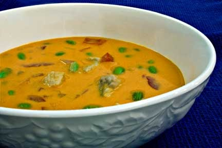 Mediterranean cooking in alaska recipe for seafood and for Creamy fish stew