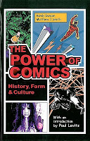Book cover to The Power of Comics by Matt Smith and Randy Duncan