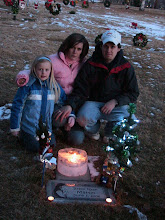 Our first Christmas without Bryce.