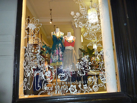 Store Window Displays As Inspiration