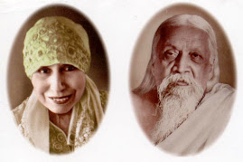 Mother Mira & Sri Aurobindo