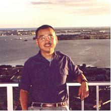"""Charles Sakai, aka """"Bloodthirsty Warmonger"""""""