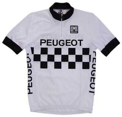 4bd605741 Tom Simpson s Team Peugeot jersey.