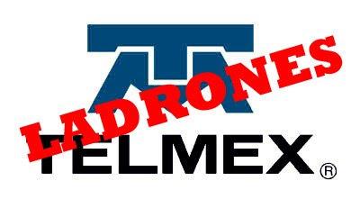 LADRONES DE TELMEX CHILE
