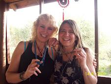 Germana y Adri... Mujeres Espejo