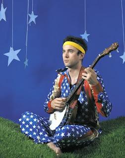 sufjan stevens, hipster banjo, banjo player, indie banjo