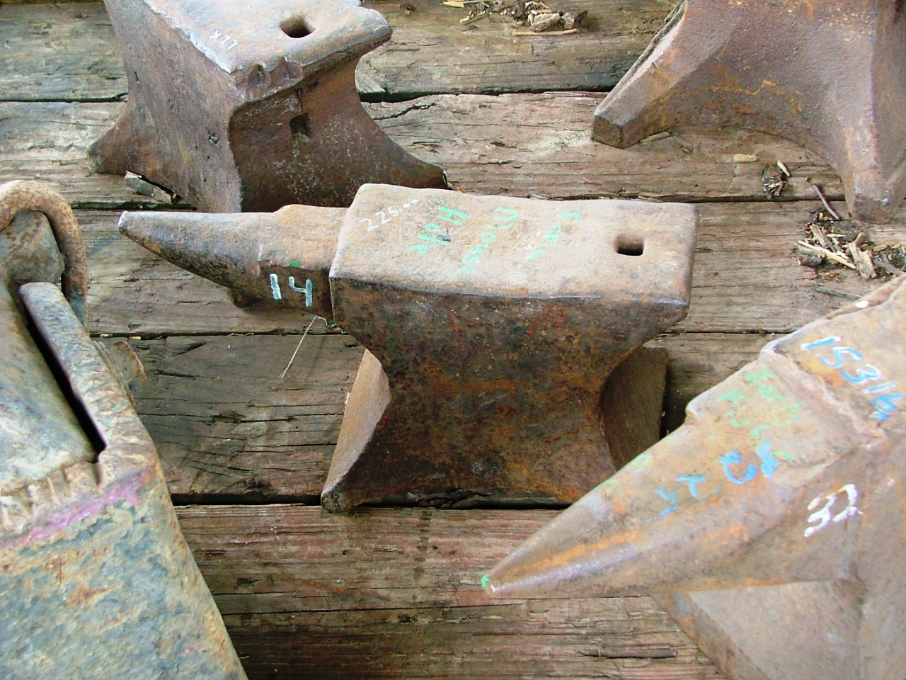 82 Blacksmith Anvil For Sale 400lb Hay Budden Anvil  : QuadStateAnvils22010 from topmotorcycle.us size 1280 x 960 jpeg 423kB
