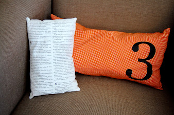 #4 Pillow Design Ideas