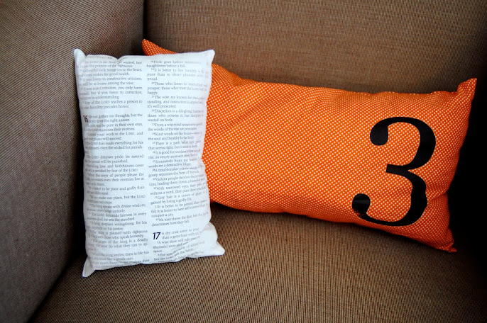 #4 Pillow Ideas