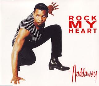Haddaway - Rock my heart